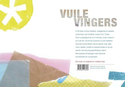 Vuile vingers : creatieve workshops voor kinderen