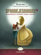 Sprookjesbundel. 1, Assepoester, Pinokkio, Hans & Grietje, taal & doespelletjes