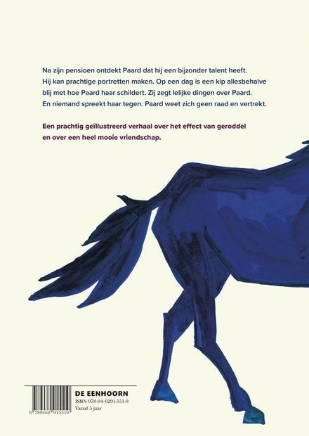 Paard en de roddelkippen
