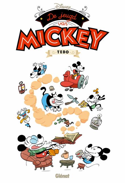 De jeugd van Mickey