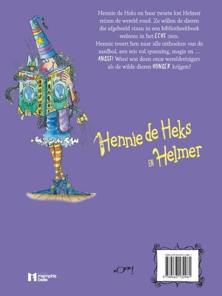 Hennie de Heks de wereld rond