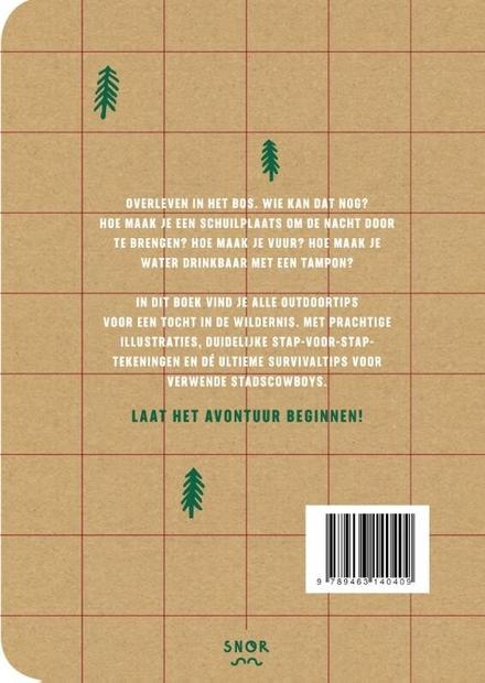 Outdoor handboek : overleven in de wildernis