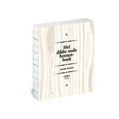 Het dikke oude bomenboek