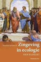 Zingeving in ecologie een elegie? : een terugblik op de westerse filosofie met een blik op de natuur