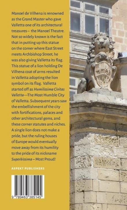 Valletta : a personal city guide