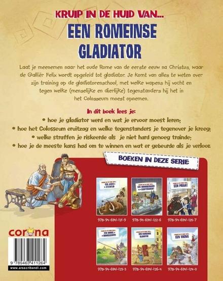 Een Romeinse gladiator