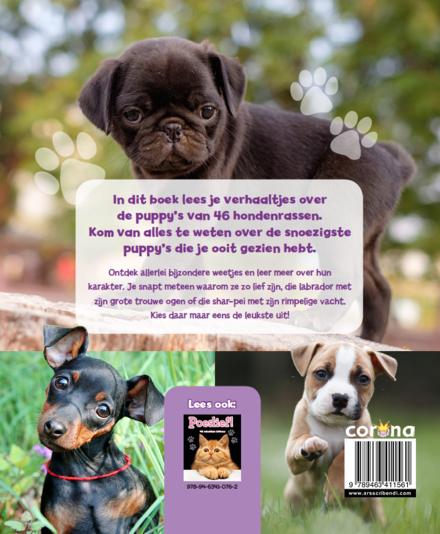 Hondstrouw! : 46 schattige puppy's