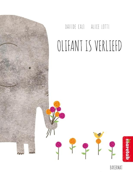 Olifant is verliefd