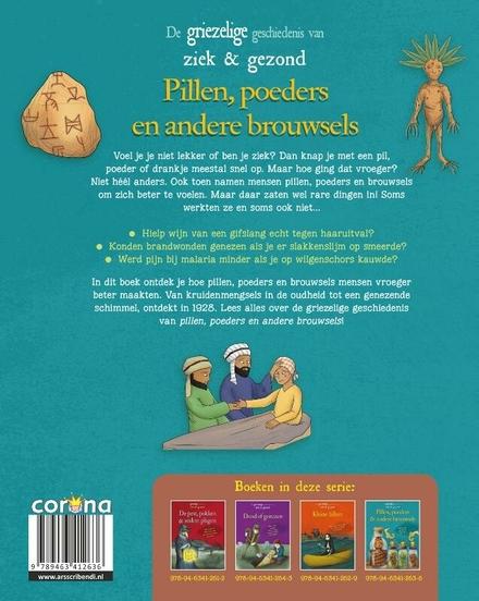 Pillen, poeders en andere brouwsels
