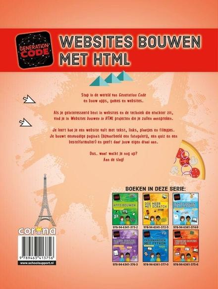 Websites bouwen met HTML