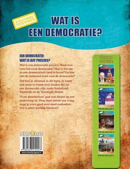 Wat is een democratie?