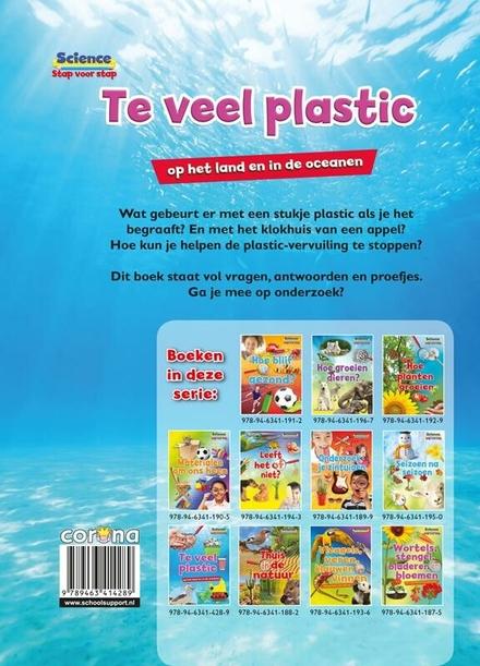 Te veel plastic : op het land en in de oceanen