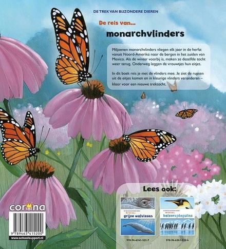 De reis van monarchvlinders