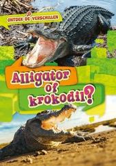 Alligator of krokodil?