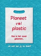 Planeet vol plastic