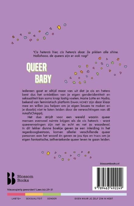 Queer, baby : alles wat je wilt weten over gender en seksualiteit als je jong bent
