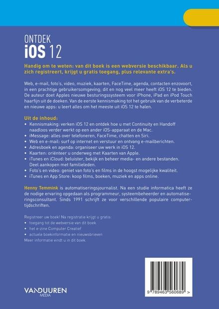 Ontdek iOS 12