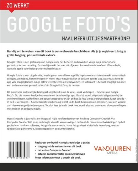 Zo werkt Google foto's : haal meer uit je smartphone!