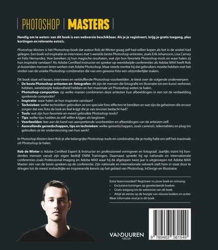 Photoshop masters : leer van 's werelds beste Photoshop-artiesten