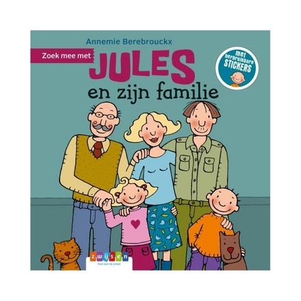 Zoek mee met Jules en zijn familie