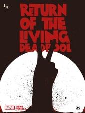 Return of the living deadpool. 2