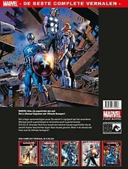 Ultimate Avengers. 5