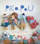 Pica Pau 2 : maak 20 kleurrijke amigurumidiertjes