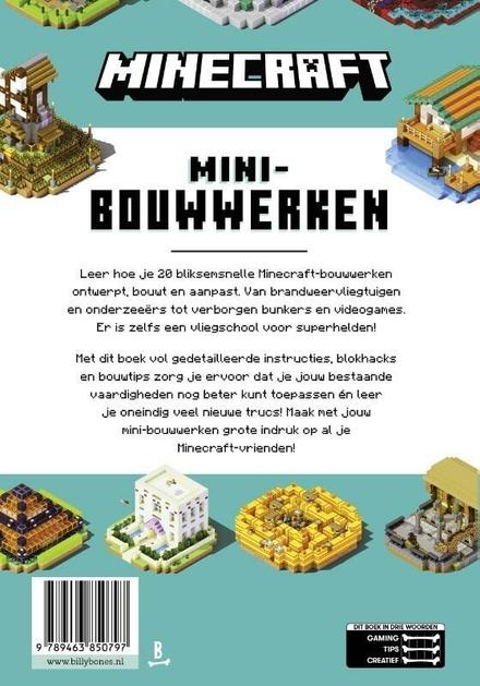 Mini-bouwwerken : meer dan 20 spannende mini-projecten