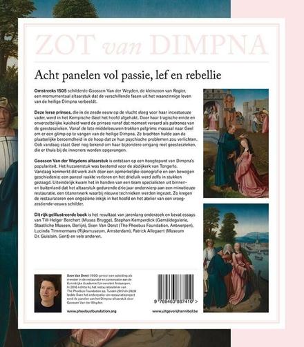 Zot van Dimpna : acht panelen vol passie, lef en rebellie