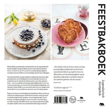 Feest bakboek : legendarisch feestgebak