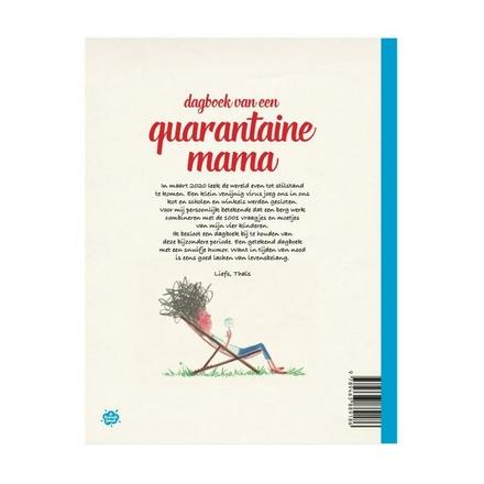 Dagboek van een quarantaine mama