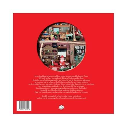 Santa & de Pixies : hoe de Kerstman de Kerstman werd