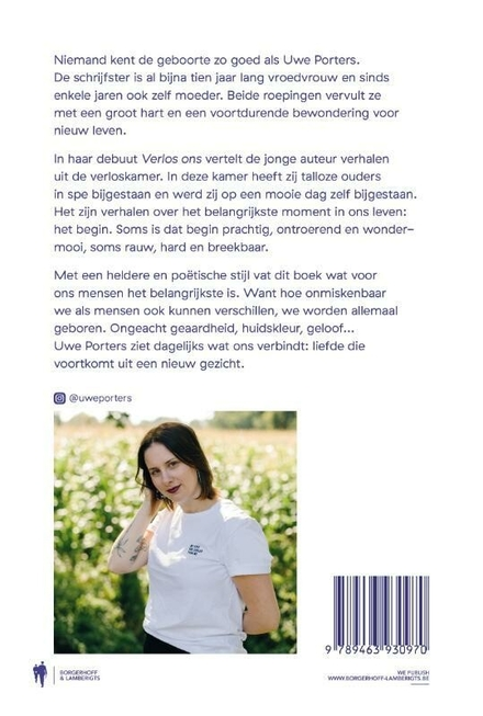 Verlos ons : verhalen van een vroedvrouw