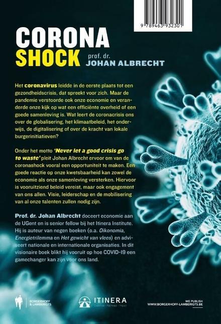 Coronashock : hoe de coronacrisis de veerkracht van onze economie en samenleving kan versterken