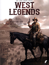 Billy the Kid : the Lincoln county war