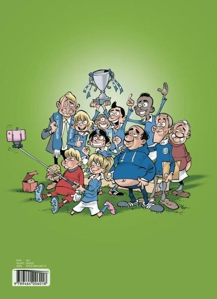 Voetbal maniacs kids. 1