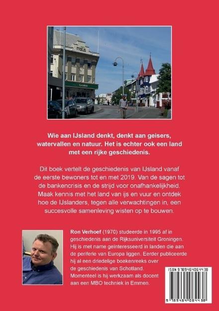 Geschiedenis van IJsland : het land van ijs en vuur