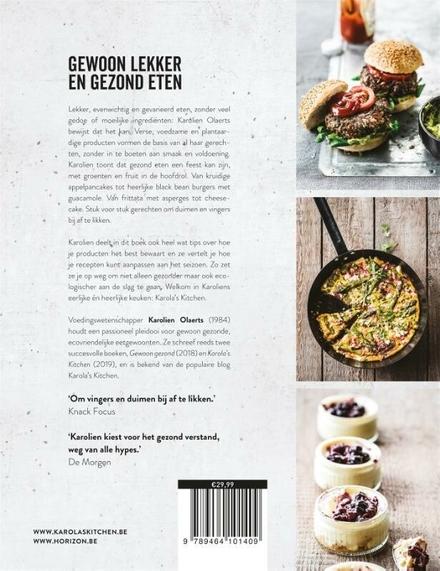 Karola's Kitchen : het kookboek