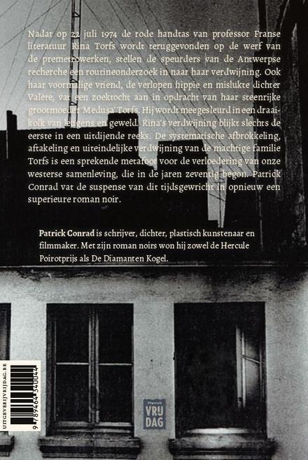 De verdwijningen : roman noir