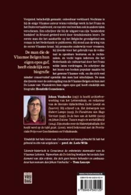 Voor moedertaal en vaderland : Hendrik Conscience : biografie