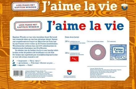 J'aime la vie : leer Frans met Kapitein Winokio