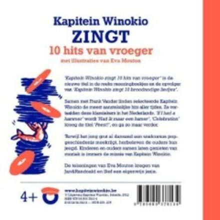 Kapitein Winokio zingt 10 hits van vroeger