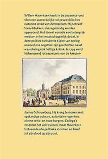 Willem Haverkorn en de Amsterdamse Schouwburg