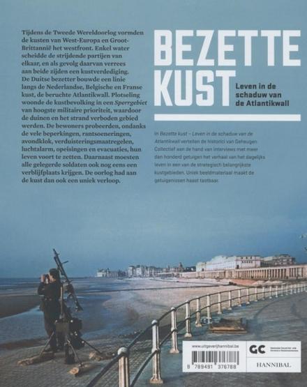 Bezette kust : leven in de schaduw van de Atlantikwall
