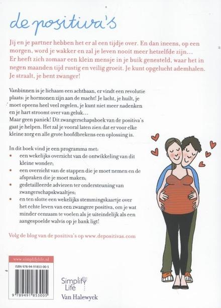 Mijn zwangerschapsboek : van maand tot maand : hoe bereid je je voor? : handige to-do lijstjes