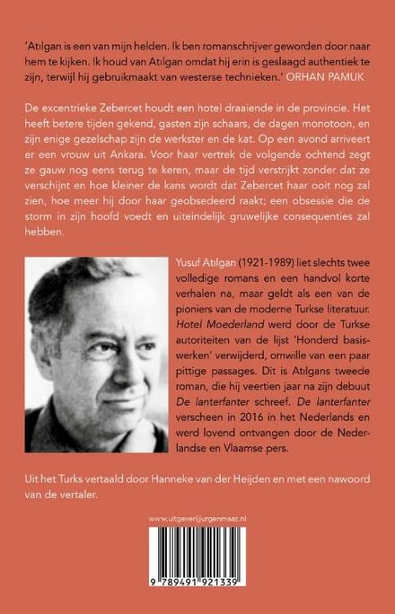 Hotel Moederland : roman