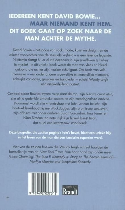 Bowie : de biografie