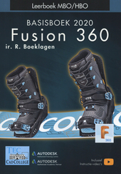 Fusion 360 : basisboek 2020