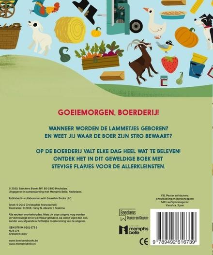 Het dikke boerderijboek