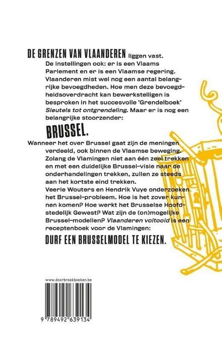 Vlaanderen voltooid : met of zonder Brussel?